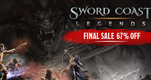 D&D title Sword Coast Legends Is Getting Pulled From Steam