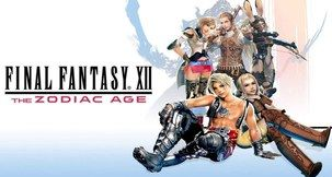 Final Fantasy XII: The Zodiac Age Coming To PC on February 1 [UPDATE: Will have Denuvo Anti-Tamper DRM]
