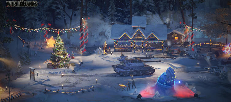 World of Tanks Holiday Ops Event - Start and End Dates