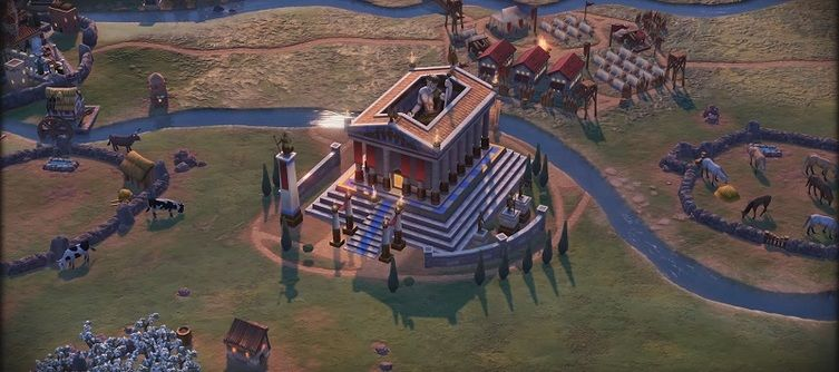 Civilization 6's Third New Frontier Pass DLC Is the Byzantium and Gaul Pack