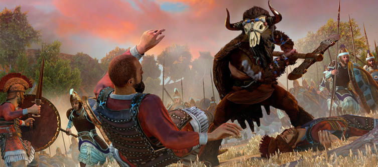 Total War Saga: Troy Details Multi-Resource Economy in Latest Video
