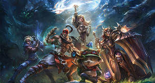 League of Legends Waiting in Queue - Servers Down for Maintenance?
