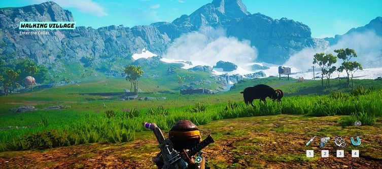 Biomutant Level Cap - What We Know About the Max Level