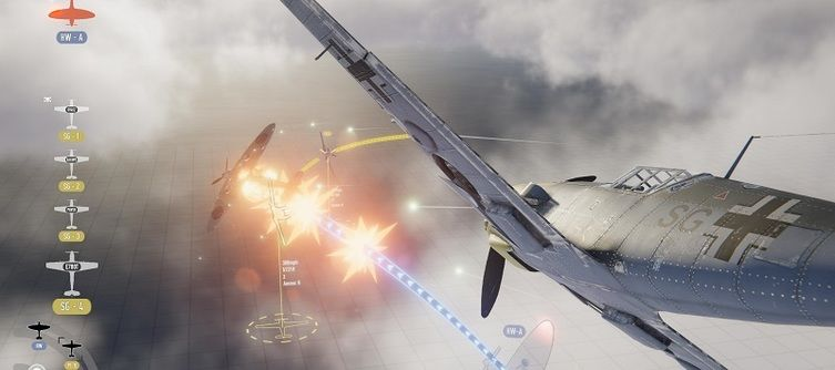Simultaneous Turn-Based Dogfighting Game Scramble: Battle of Britain Headed to PC