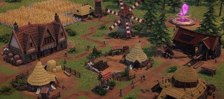 Fantasy City Builder Distant Kingdoms Enters Steam Early Access Next Month