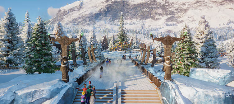 Planet Zoo's First Paid DLC, Arctic Pack, Launches Next Week