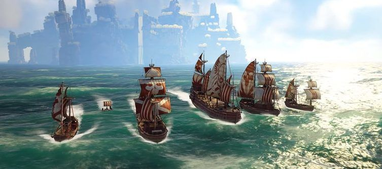 Pirate MMO ATLAS Lost 90% of its Playerbase Since Release