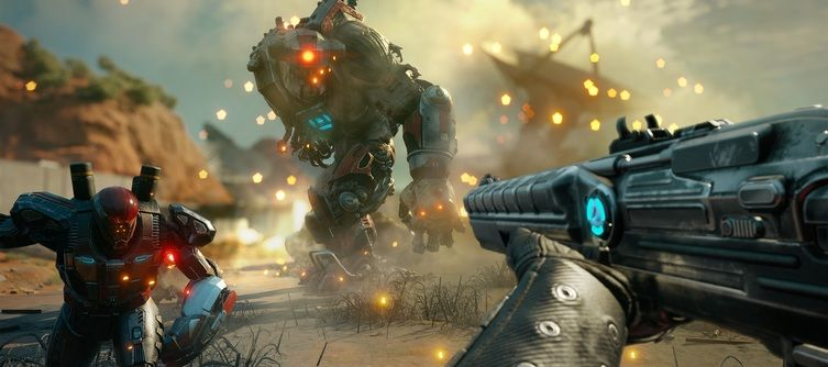 Rage 2, Doom Eternal, and Fallout 76 Are Coming to Steam