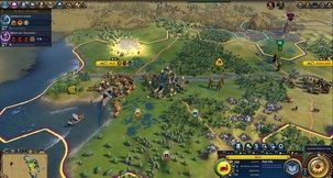 Civilization 6 January 2021 Update Adds Vietnam, Kublai Khan and More to the New Frontier Pass