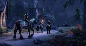 The Elder Scrolls Online Update 25 - Harrowstorm DLC Launch Times