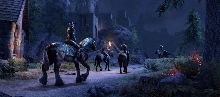 The Elder Scrolls Online Update 25 - Harrowstorm DLC Launch Times