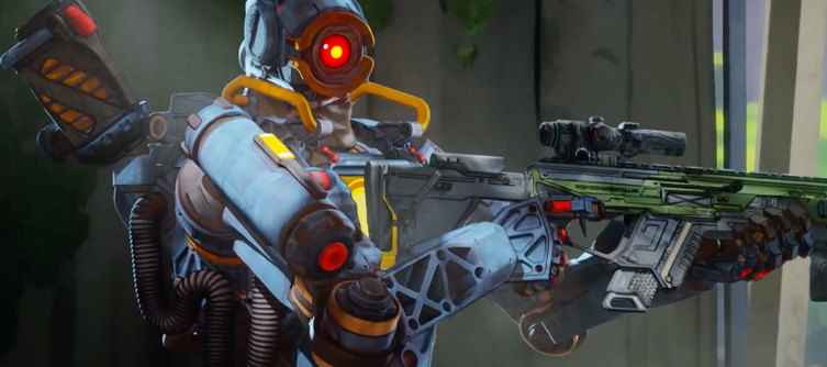 Pathfinder Voice Actor Confirms Apex Legends Halloween Event