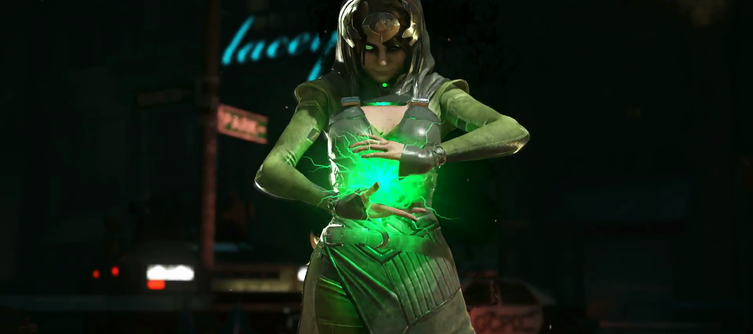 Suicide Squad's Enchantress comes to Injustice 2 next week [UPDATE #2: Available Now!]
