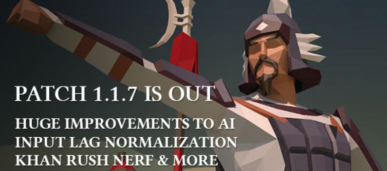 Empires Apart 1.1.7 - Patch Notes