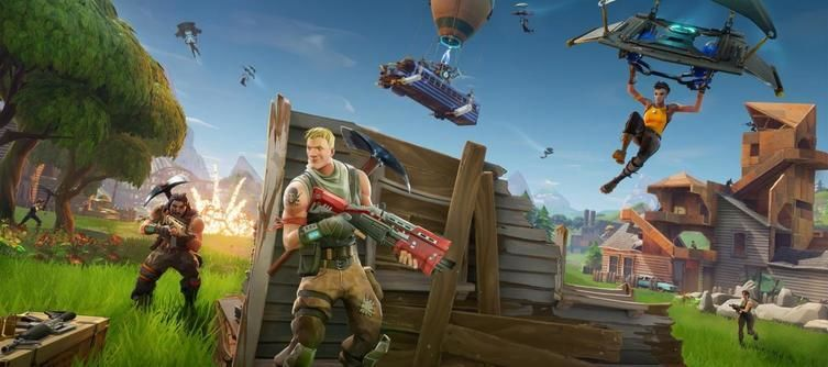 Fan Creates Fortnite Battle Royale Building Simulator To ...