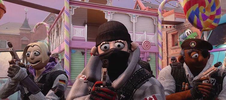 Rainbow Six Siege's Sugar Fright 2020 Halloween Event Turns Its Operators Into Puppets
