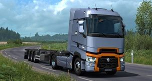 Euro Truck Simulator 2 Patch Notes - Update 1.39 Adds Redesigned Launchpad and More