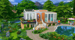 The Sims 4 Tiny Living Stuff Pack Arrives Later This Month on PC