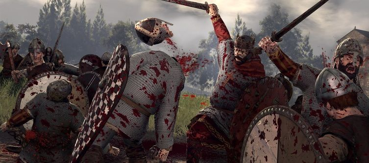 Blood, Sweat, And Spears DLC Released For Thrones of Britannia, Allegiance Update Now Out