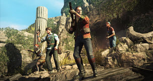 Strange Brigade Brings A 1930's Egyptian Co-op Adventure To Multiple Platforms On 28th August