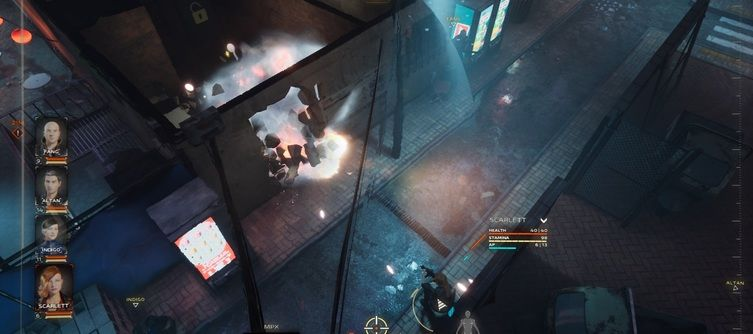 Project Haven Mixes Turn-based Tactical Combat With a Mature, Gritty Story