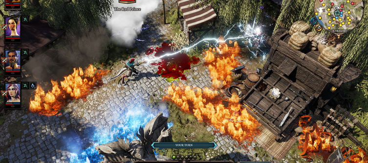 Feeling The Effects Of A Blood Rose? Divinity: Original Sin