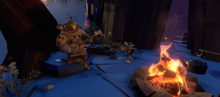 Outer Wilds Launch Trailer Reveals Release Date