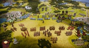 Fantasy General II: Invasion Brings the Series Back From Its Two-decade Hiatus Next Month