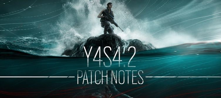 Rainbow Six Siege Y4S4.2 Update Patch Notes