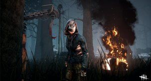 Dead by Daylight Shrine of Secrets - Borrowed Time, Discordance, Make Your Choice, Tenacity