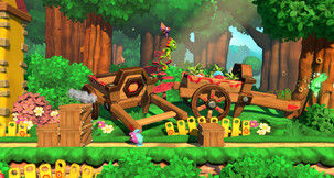 Yooka-Laylee and the Impossible Lair Trailer Reveals Alternative Level States