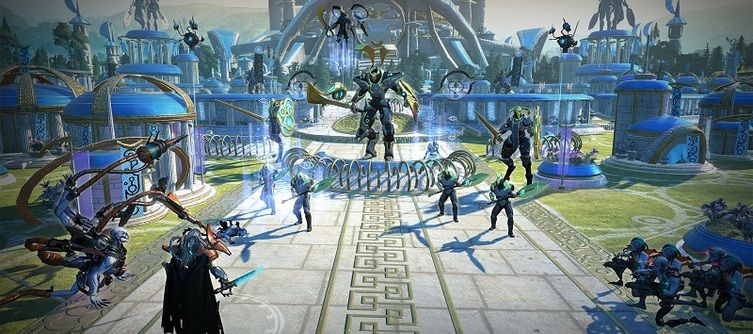 Age of Wonders: Planetfall - Star Kings Expansion Adds Paladins Piloting Giant Mechs