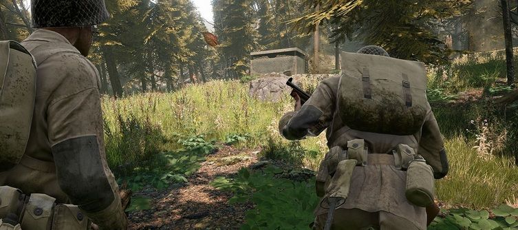 Battalion 1944 Use Forward Renderer - What does the Option do?
