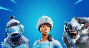 Fortnite Polar Legends Pack - Frozen Fishstick, Cattus and Frozen Nog Ops Leaked