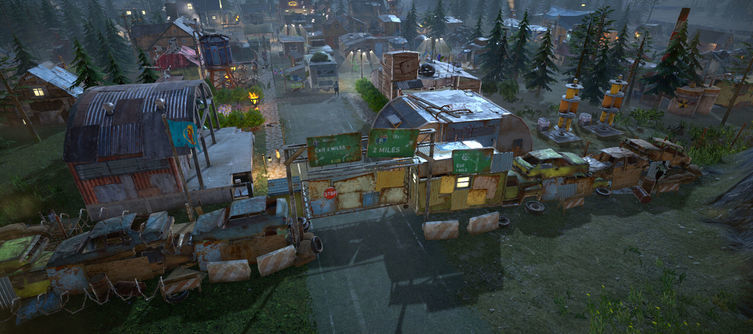 Surviving the Aftermath Update 1.7.0 - Law & Order Patch Notes