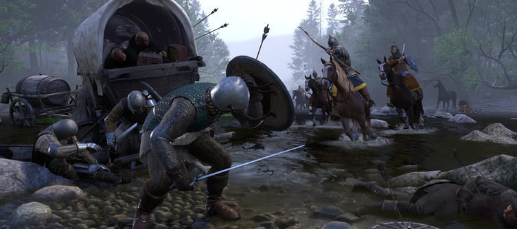 Kingdom Come: Deliverance Where to Sleep in Rattay Guide