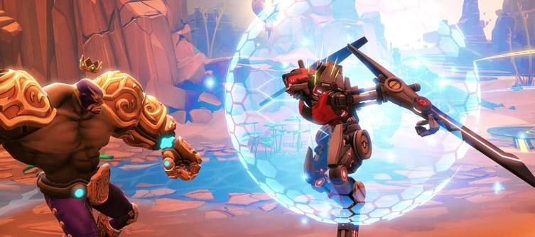 Battleborn Servers Shutting Down January 2021