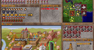 Classic 4X Strategy Title Master of Magic Joins the Slitherine Catalogue