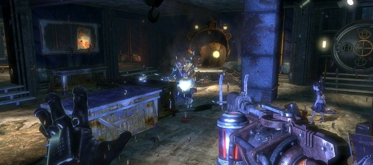 """BioShock 2 Creative Director Hopes New Game """"casts off the chains of the past"""""""