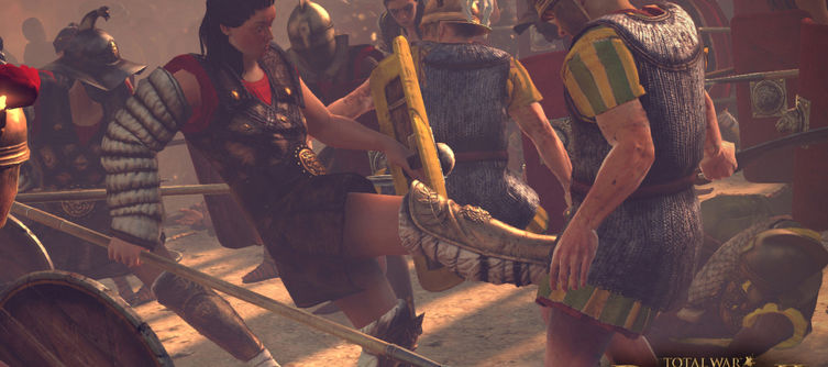 """No Changes"" to Total War: Rome II Female Generals Spawn Rate, says Creative Assembly"