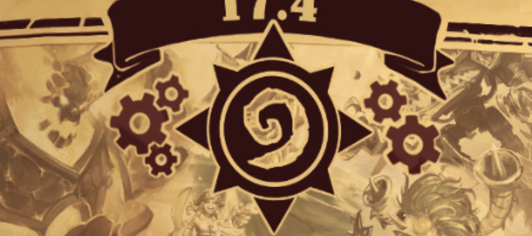 Hearthstone Patch Notes - 17.4 Update Released
