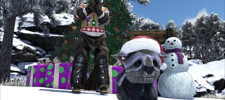 Ark: Survival Evolved Celebrates Christmas With Fifth Winter Wonderland Event