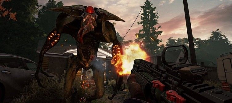 Earthfall - Horde Mode, Player Progression Incoming