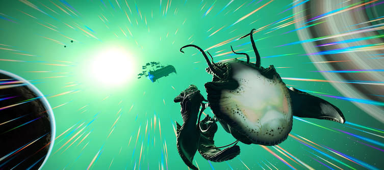 No Man's Sky Patch Notes - Living Ship Update 2.32 Released
