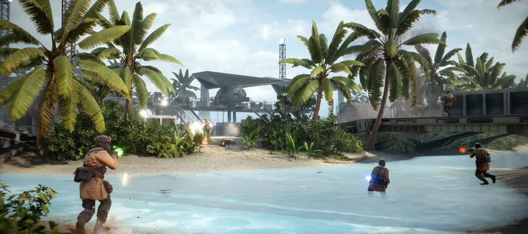 Star Wars Battlefront 2 The Battle on Scarif Update - Patch Notes Revealed