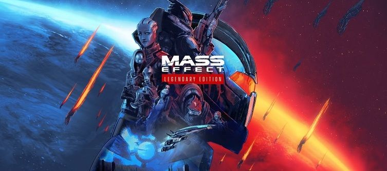 Mass Effect Legendary Edition Remasters Original Trilogy, New Game in the Works