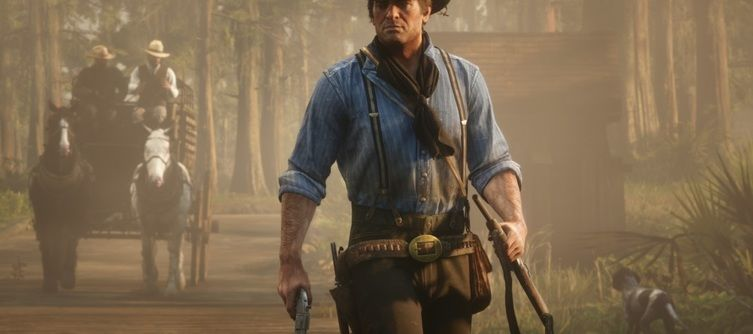 Red Dead Redemption 2 Evergreen Huckleberry Locations