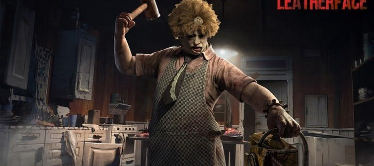 You Can Now Dress Up Dead by Daylight's Leatherface in the Old Lady Outfit