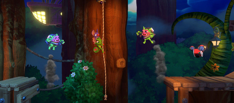 Yooka-Laylee and the Impossible Lair Release Date and Everything We Know