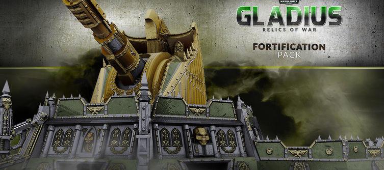 Warhammer 40K: Gladius - Relics of War gets new Fortification Pack DLC next week